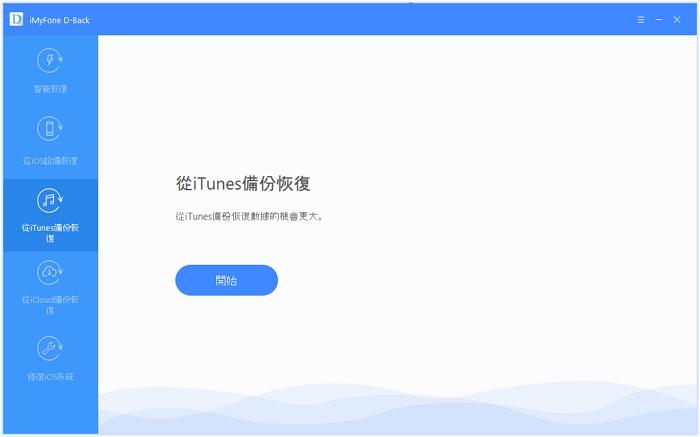 從iTunes/ iCloud備份上選擇性恢復照片