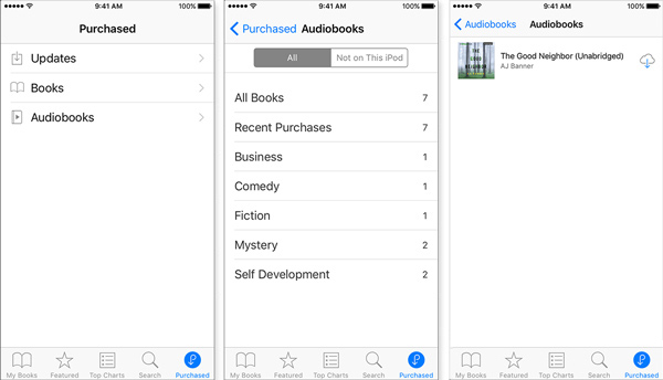 Free Ways to Get Audible Books on iPhone - iOS 13 Supported