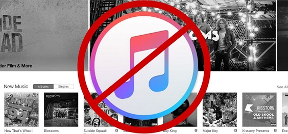 say no to iTunes