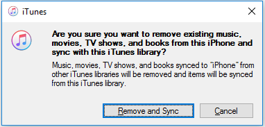 Remove-and-Sync
