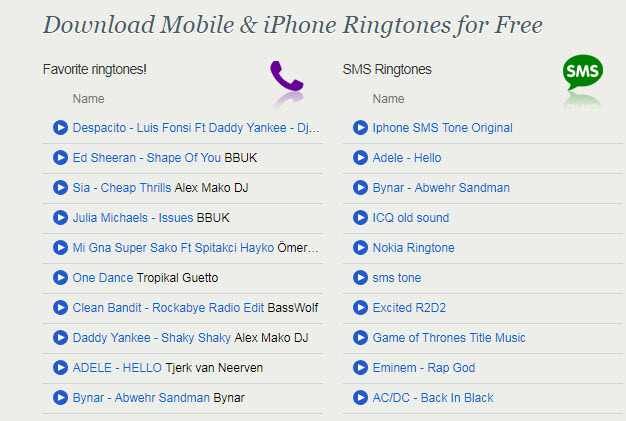 iphone x ringtong download