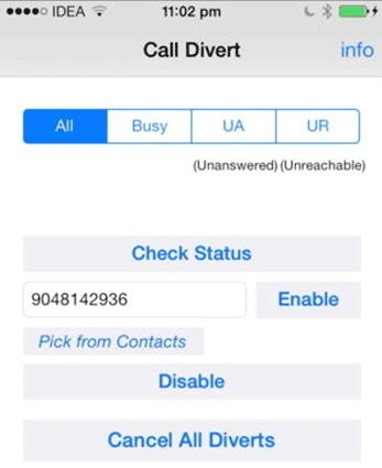 calls-divert