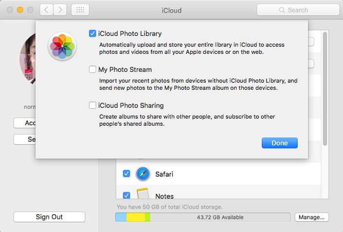 locate iCloud backup