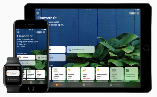 iOS 11.2 homekit