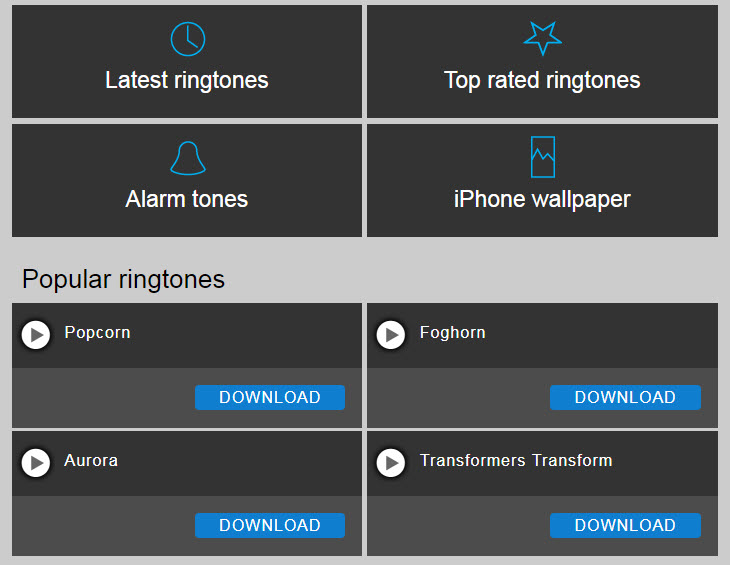 Best Website For Iphone 8 X Ringtones Free Download In 2018