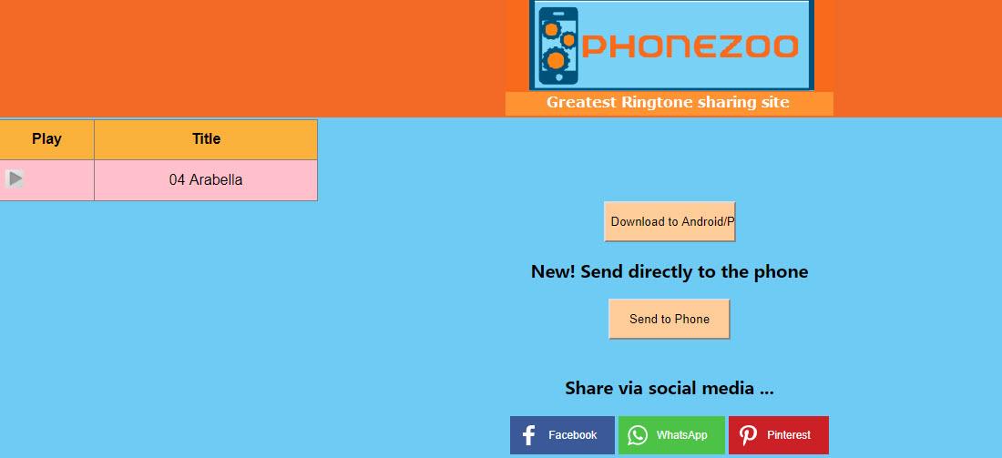 Phonezoo.com