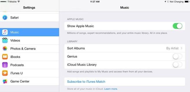 show apple music