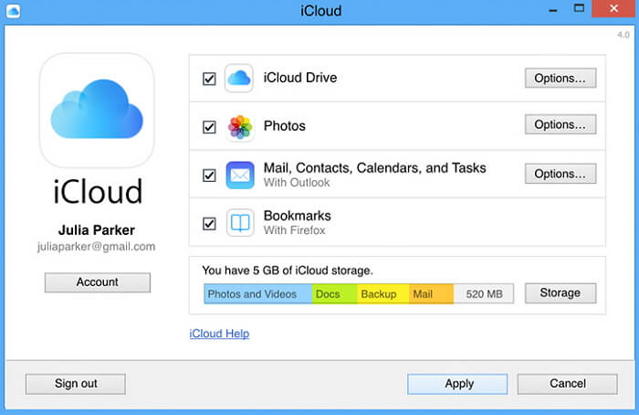 sync-iphone-photos-to-windows-10-using-icloud