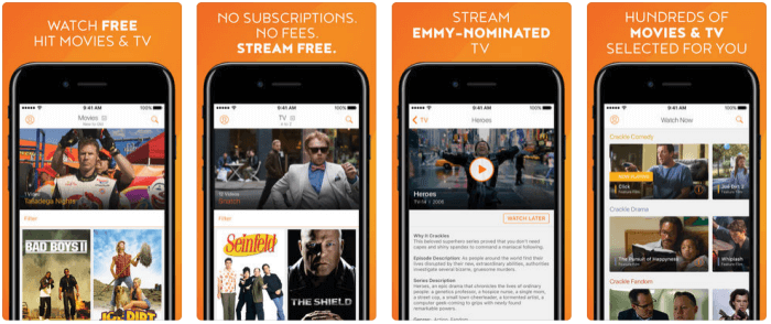 free movie downloads for iphone to watch offline