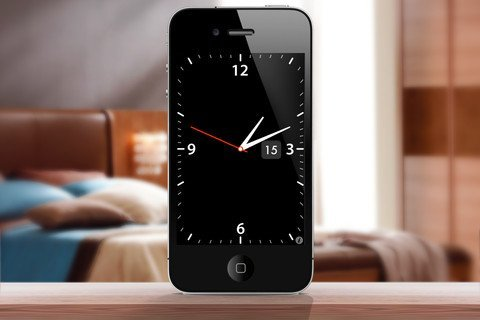 Use-Old-iPhone-Alarm-Clock