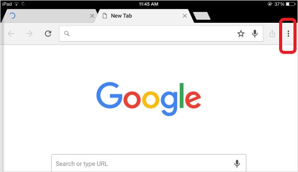 google search hostory