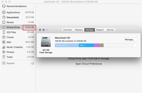 iCloud Drive Takes Up Too Much Space on Computer? Why & How to Fix It?