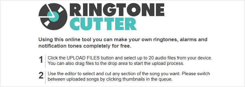 RingtoneCutter Online