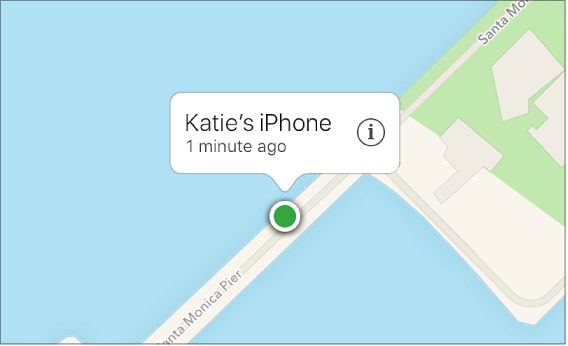 find my iPhone on computer