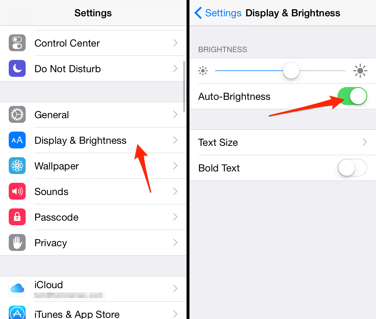 auto-brightness-feature-on-iPhone