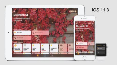 Apple-HomeKit-iOS11.3