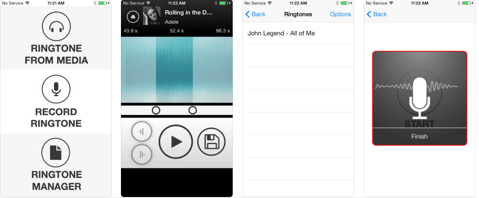 Get Free iPhone Ringtones Through Cydia Ringtone Maker Apps