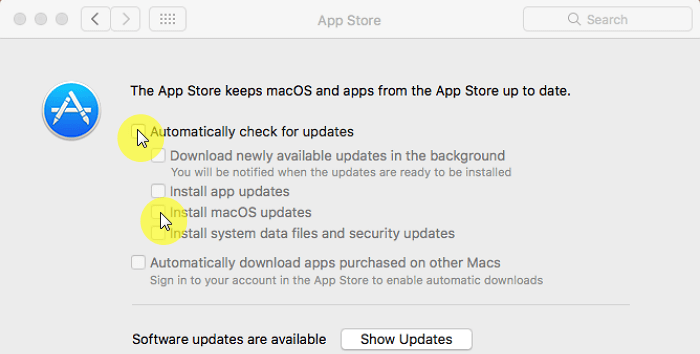 restart macbook