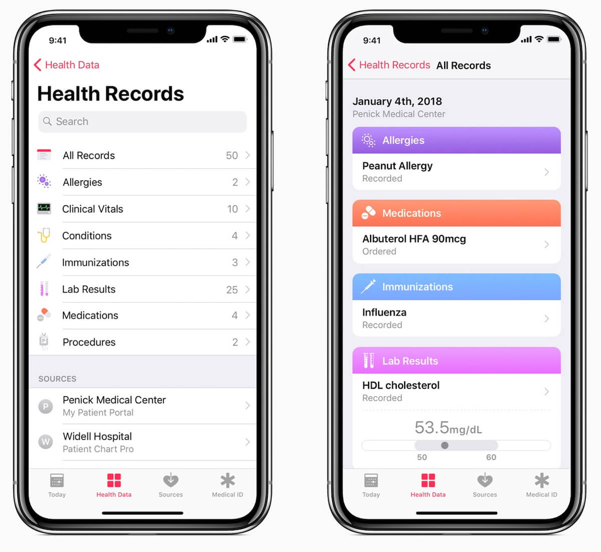 health-record-ios-11.3