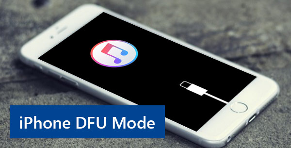 enter dfu mode to remove mdm