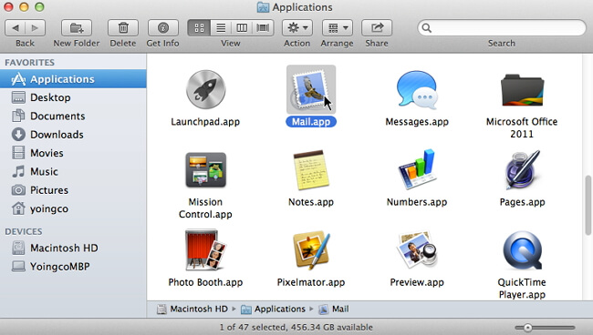 mail-application-on-mac