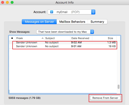 remove-sender-unknown-from-server