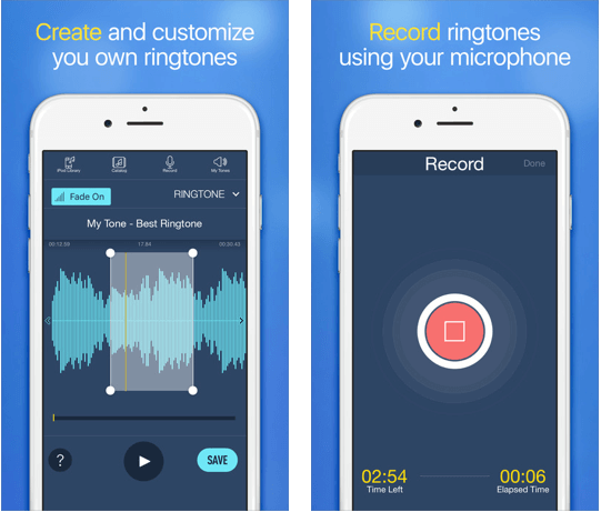ringtones for iphone free