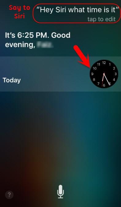 siri unlock iphone 1