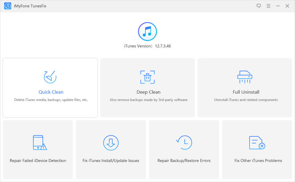 "Easy Steps to Fix ""iTunes There Is a Problem with This Windows"
