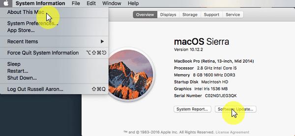 macbook upgrade
