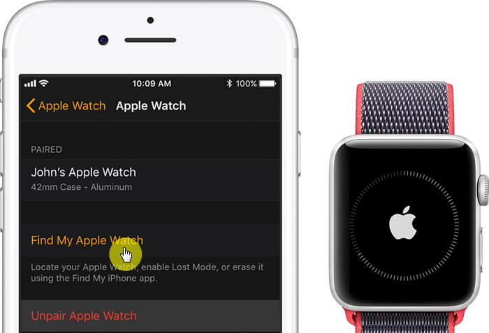 chiming apple watch