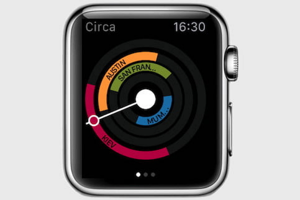circa apple watch app