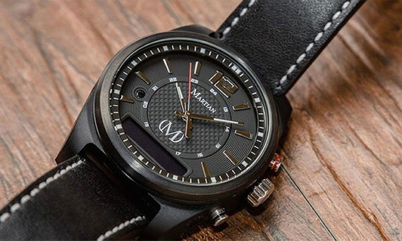 martian mvoice smartwatch
