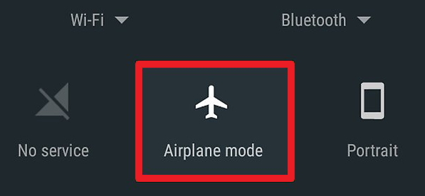 put-android-into-airplane-mode