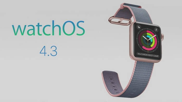 update watchos