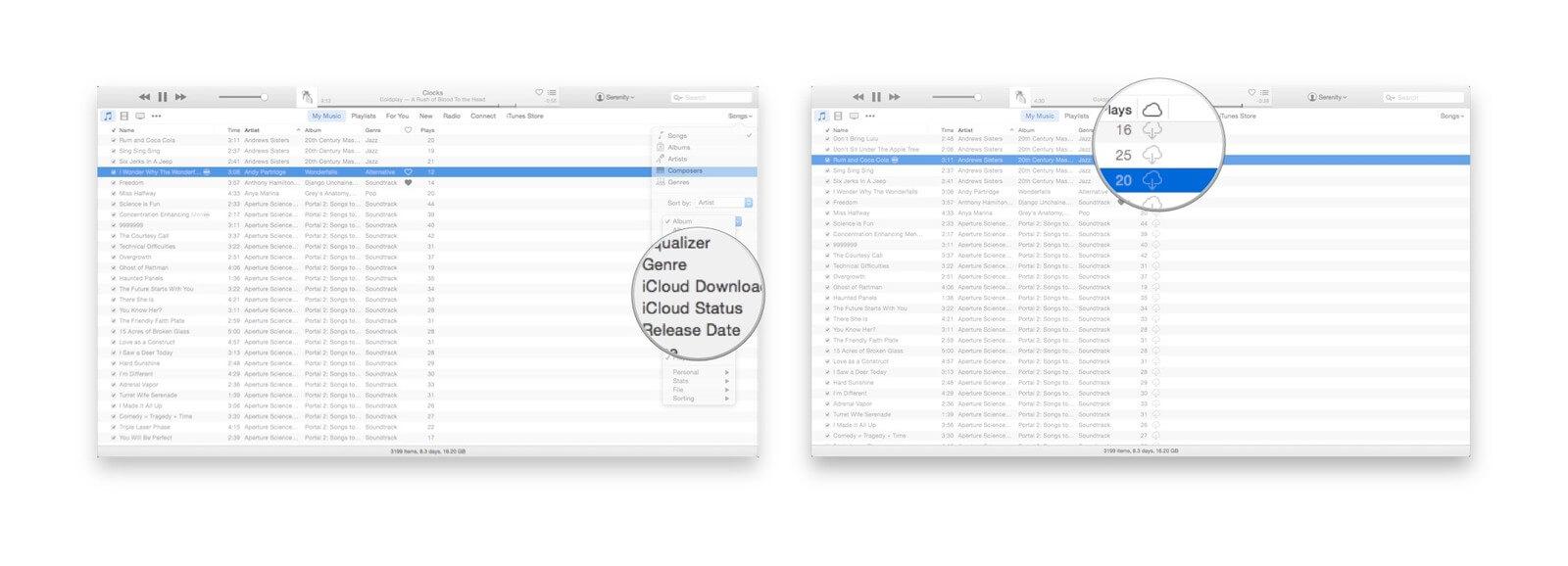apple music view offline songs mac part 2