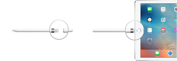 charging apple pencil