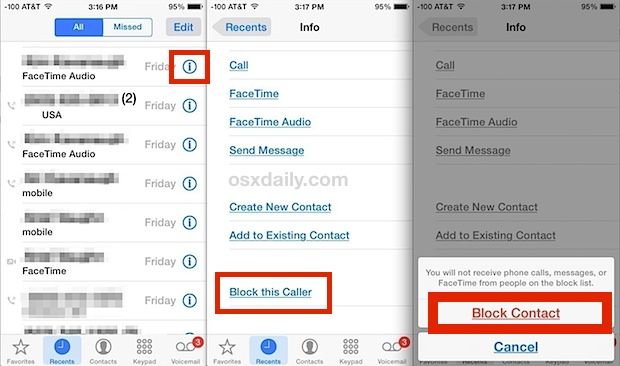 how to block contacts on iphone best way to block a number on iphone for everyone 9499