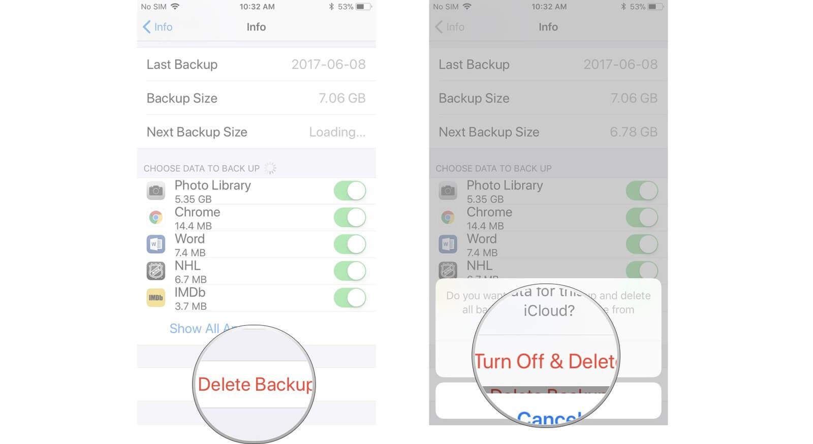 delete icloud backup ios 11 screens 031