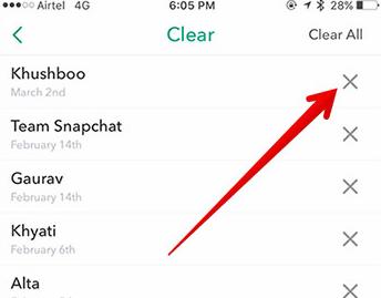 delete-one-snapchat-conversation