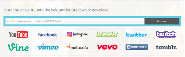 download tumblr on dredown