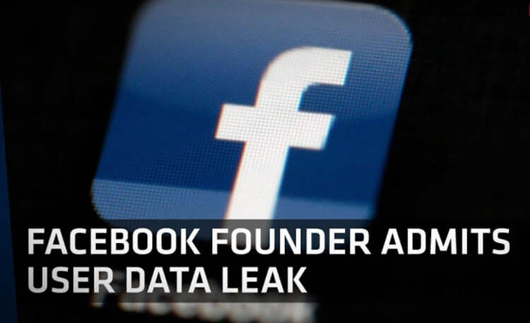 fecebook user data leak