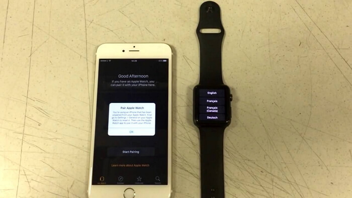 new product 2e5e2 ab483 How to Fix Apple Watch not Connecting to iPhone?