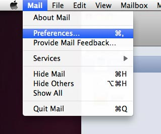 preferences-on-mac