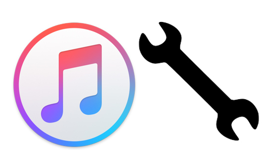 Repair iTunes