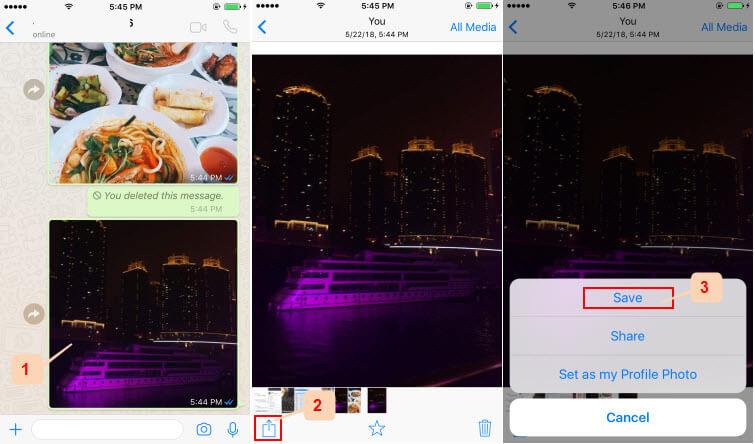 reduce iphone video file size via WhatsApp