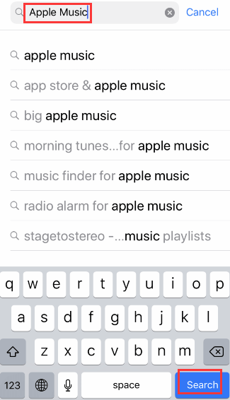 search-apple-music