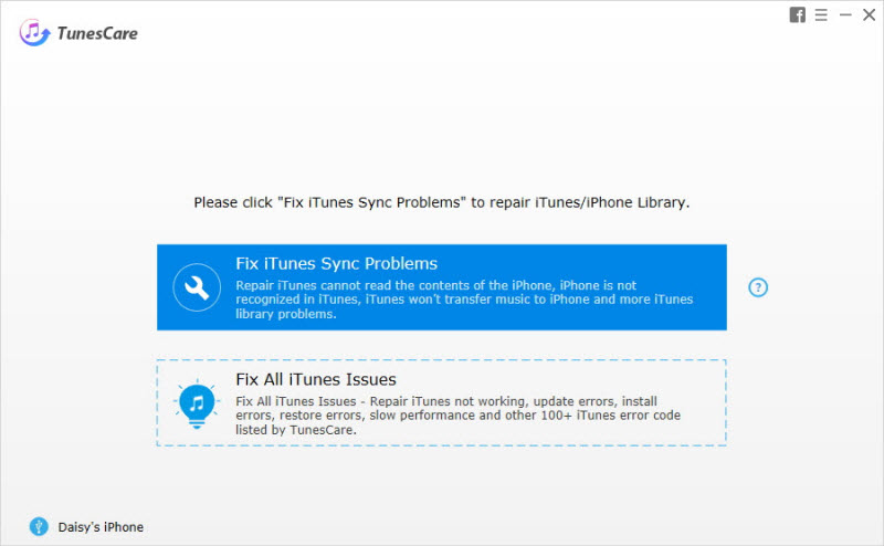 Is TunesCare Free & What If TunesCare Cannot Fix Your iTunes