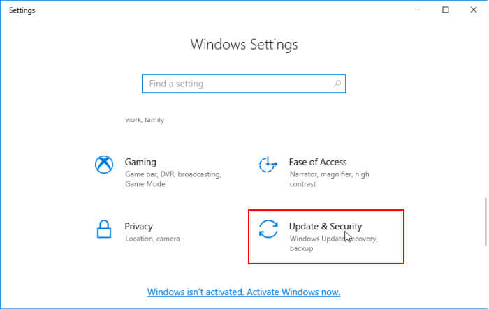 windows 10 update manually2