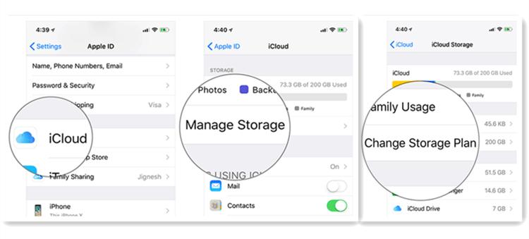 buy icloud storage